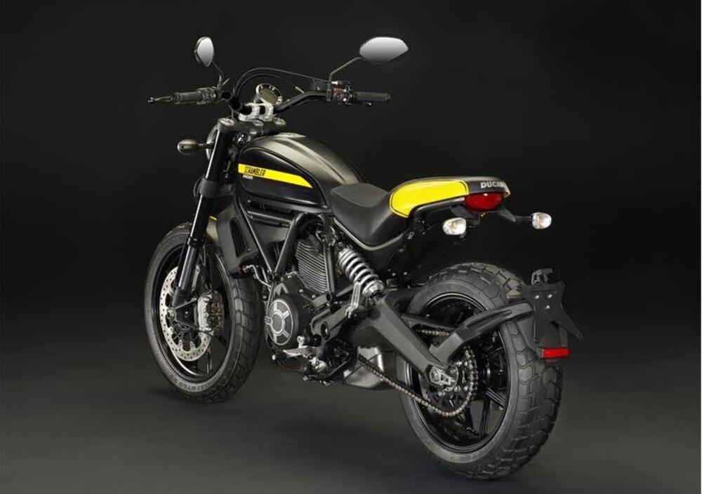Ducati Scrambler Full Throttle (2015 - 16) (2)