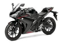 Yamaha YZF-R3 (2015 - 17)