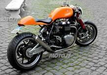 Le Strane di Moto.it: Triumph Bonneville T100