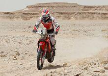 Joan Barreda: Dakar. Non si può sbagliare. Si deve vincere