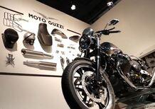 """Mondo V7 Moto Guzzi e """"Motoplex"""", video EICMA"""