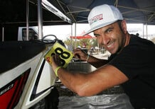 Matteo Casuccio: moto ritrovata! Questa Dakar s'ha da fare