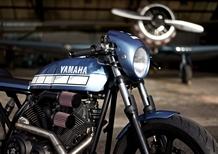 Yamaha Yard Built XV950 El Ratón Asesino