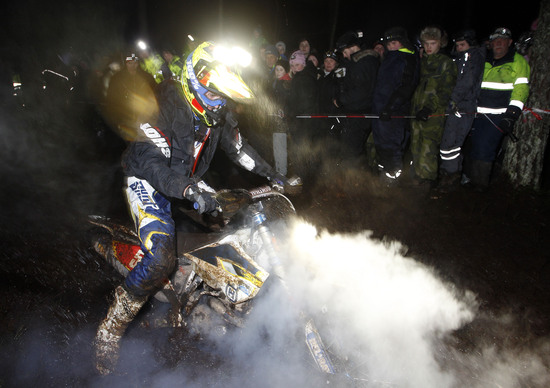 Novemberkåsan: l'ultramaratona dell'Enduro