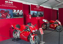 Ducati  celebra 26 anni di successi SBK al Motor Show 2014