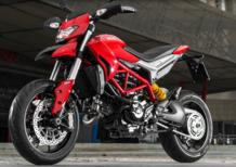 Ducati Hypermotard (2013 - 15)