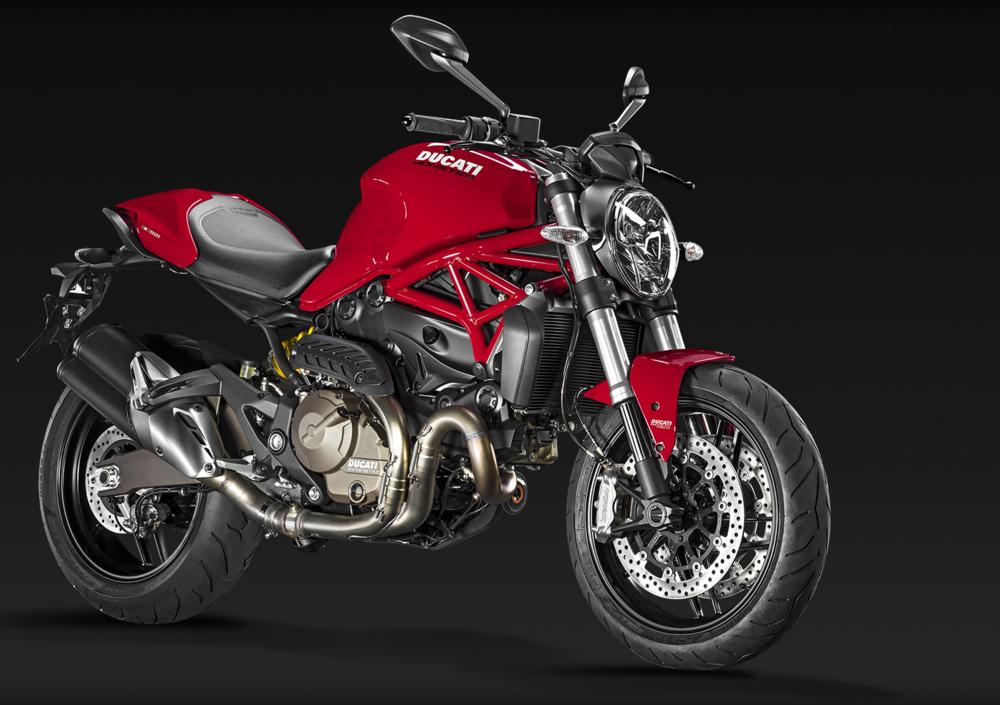 Ducati Monster 821 ABS (2014 - 17)