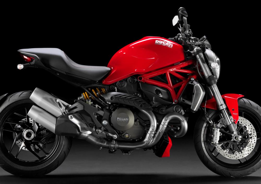 Ducati Monster 1200 (2014 - 16) (3)