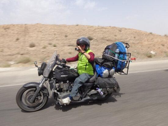 Viaggi in moto: l'Iran