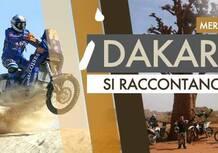 I dakariani si raccontano il 3 dicembre da Ciapa la Moto
