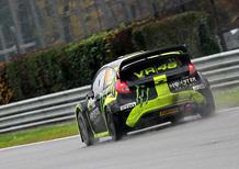 Rally di Monza 2014: Kubica imprendibile, Valentino è secondo