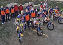 KTM pronta per la Dakar 2015