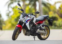 Honda CB 650 F ABS (2014 - 17)