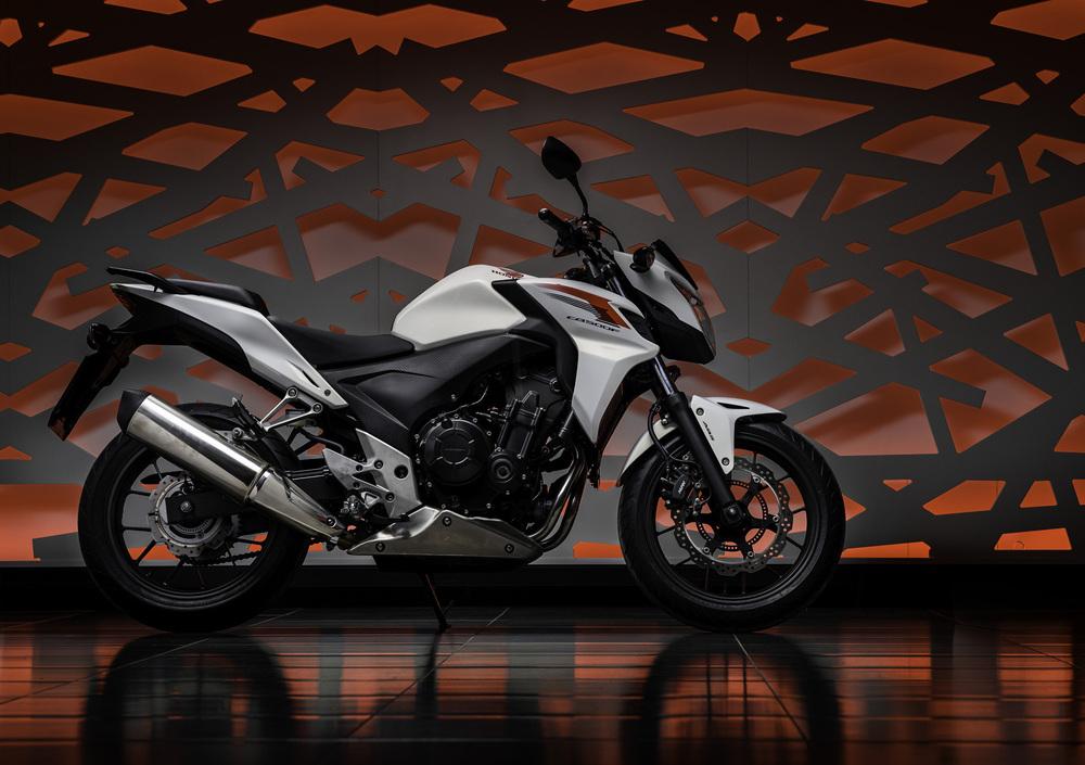 Honda CB 500 F ABS (2012 - 15) (3)
