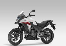 Honda CB 500 X ABS (2012 - 16)