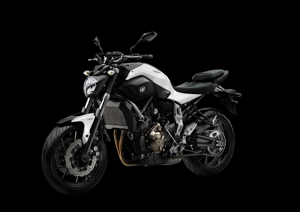 Yamaha MT-07 (2014 - 16) (4)