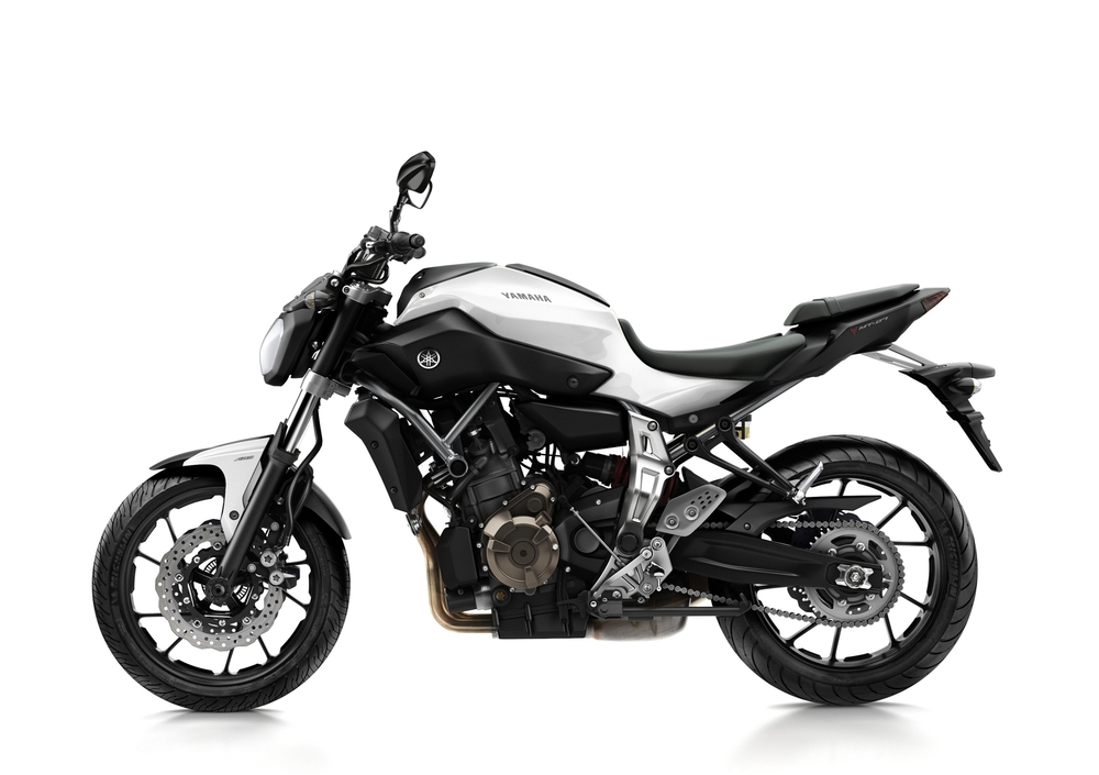 Yamaha MT-07 ABS (2014 - 16) (3)