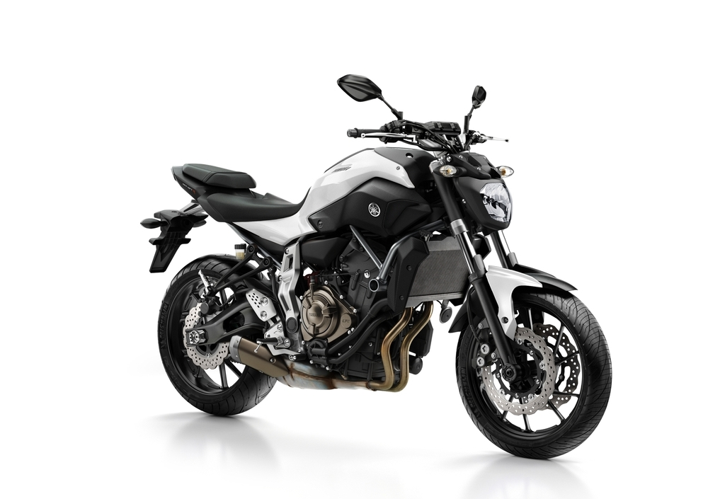 Yamaha MT-07 ABS (2014 - 16)