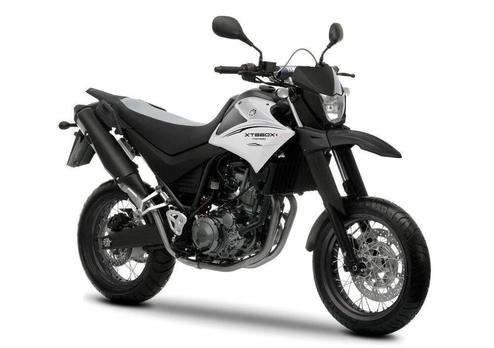 Yamaha XT 660 X (2004 - 16)