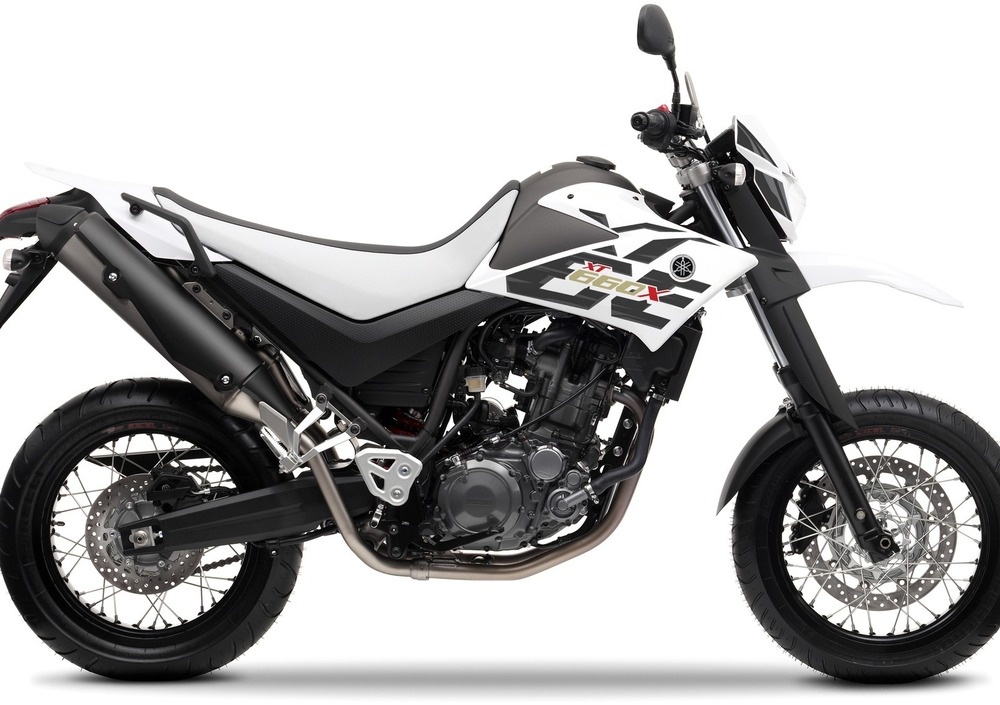 Yamaha XT 660 X (2004 - 16) (4)