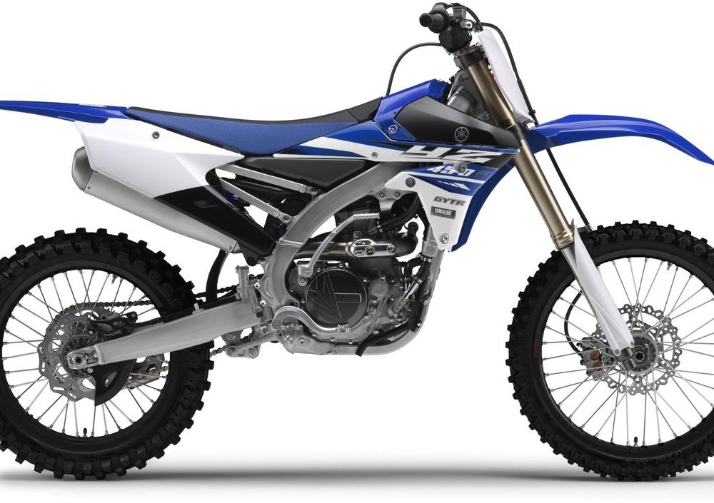 Yamaha YZ 450 F (2015) (2)