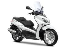 Yamaha X-City 125 (2007 - 16)