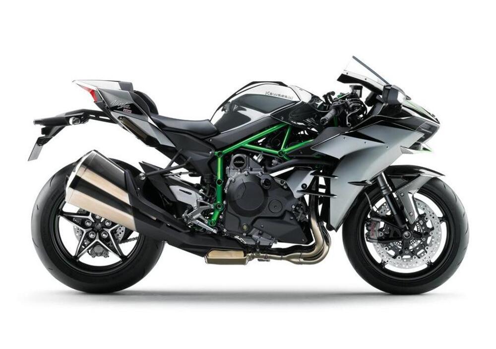 Kawasaki Ninja H2 (2015 - 16) (3)