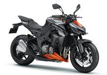 Kawasaki Z 1000 ABS (2014 - 16)