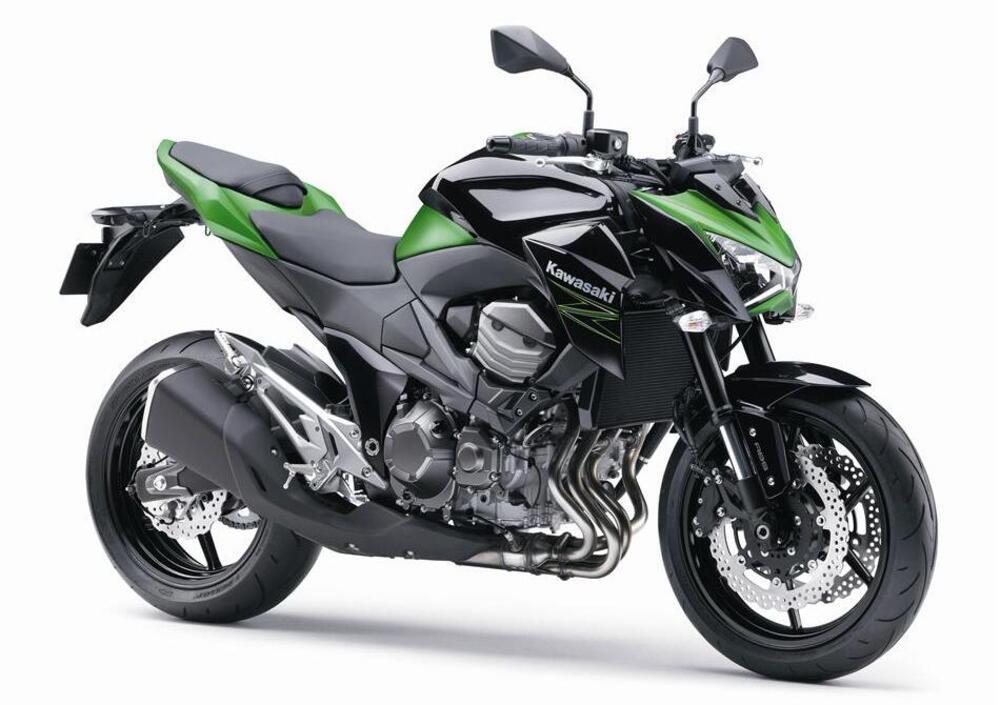 Kawasaki Z 800 e ABS (2012 - 16) (5)