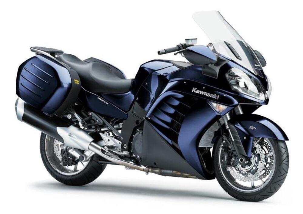 Kawasaki GTR 1400 ABS (2010 - 14)