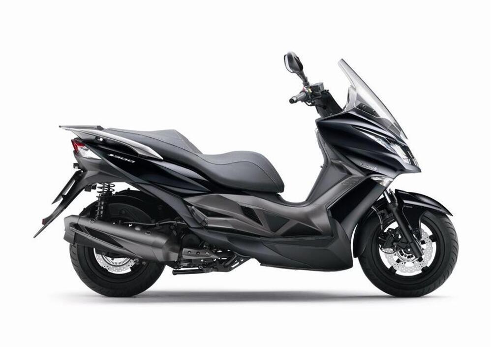 Kawasaki J 300 ABS (2014 - 16) (4)