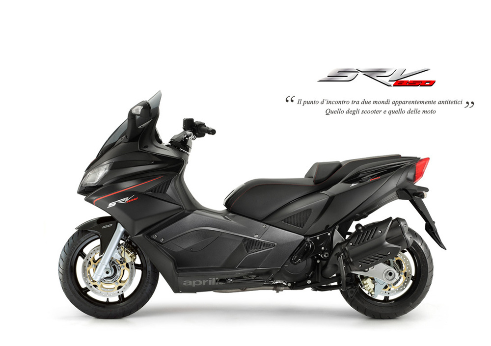 aprilia srv 850 abs 2011 16 prezzo e scheda tecnica. Black Bedroom Furniture Sets. Home Design Ideas