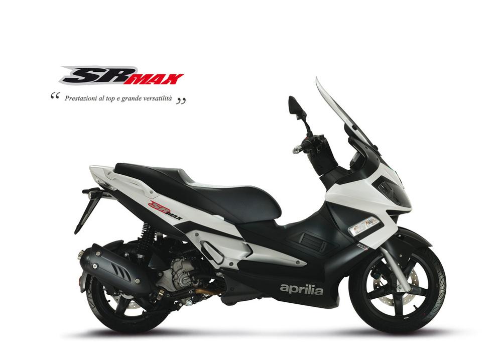 Aprilia SR Max 300 (2011 - 16)