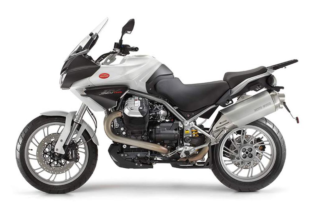 Moto Guzzi Stelvio 1200 NTX (2011 - 16)