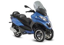 Piaggio Mp3 300 ie Sport LT ABS (2014 - 16)