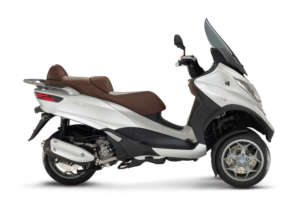 Piaggio Mp3 300 ie Business LT ABS (2014 - 16) (5)
