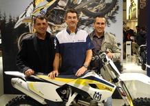 Husqvarna Motorcycles Italia e SDM Racing insieme nel 2015