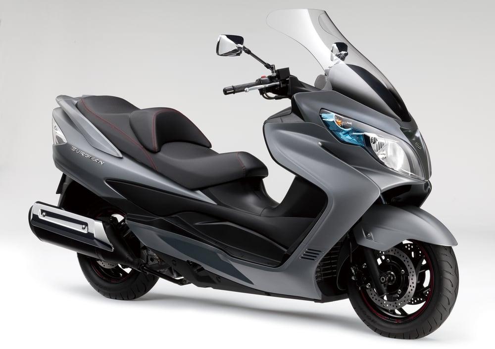 Suzuki Burgman 400 Lux (2012 - 16)
