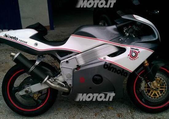 Le Belle e Possibili di Moto.it: Bimota YB9sr