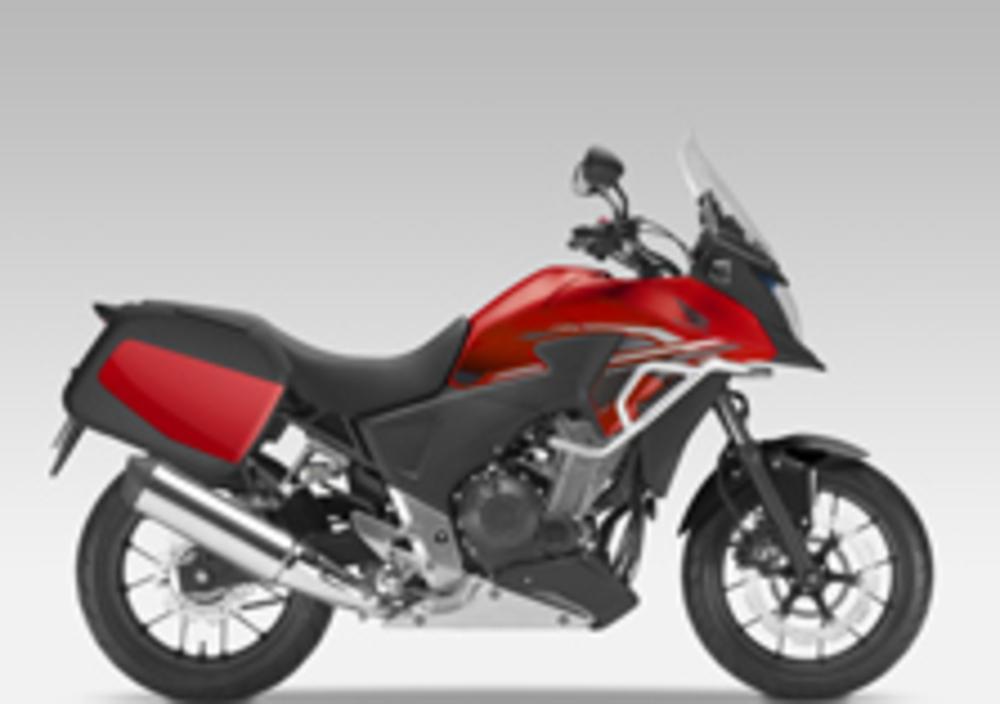 Honda CB 500 X ABS Travel Edition (2015 - 16) (2)