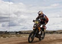 Dakar 2015. Riposo per le moto. Coma prepara l'attacco.