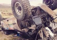 Dakar 2015: il video dei terribili incidenti in Bolivia