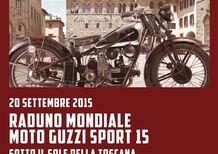 In Toscana il 2° raduno delle Moto Guzzi Sport 15