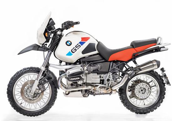 BMW R 115 G/S by Unit Garage