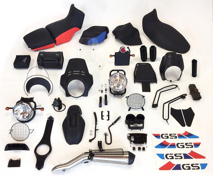 Una panoramica sui nuovi accessori per le GS 4 valvole