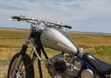 Metzeler al Motor Bike Expo con Indian Larry Motorcycles