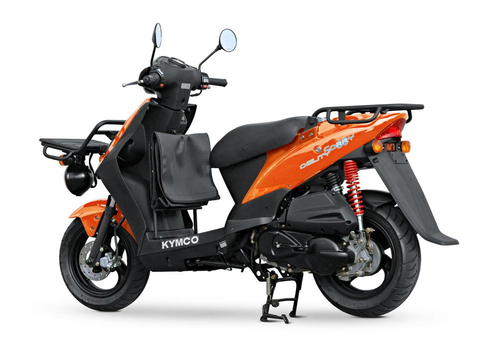 Kymco Agility 125 Carry (2011 - 17) (3)