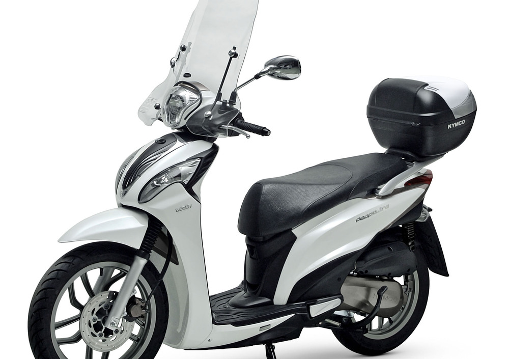 Kymco People One 125i (2014 - 16)
