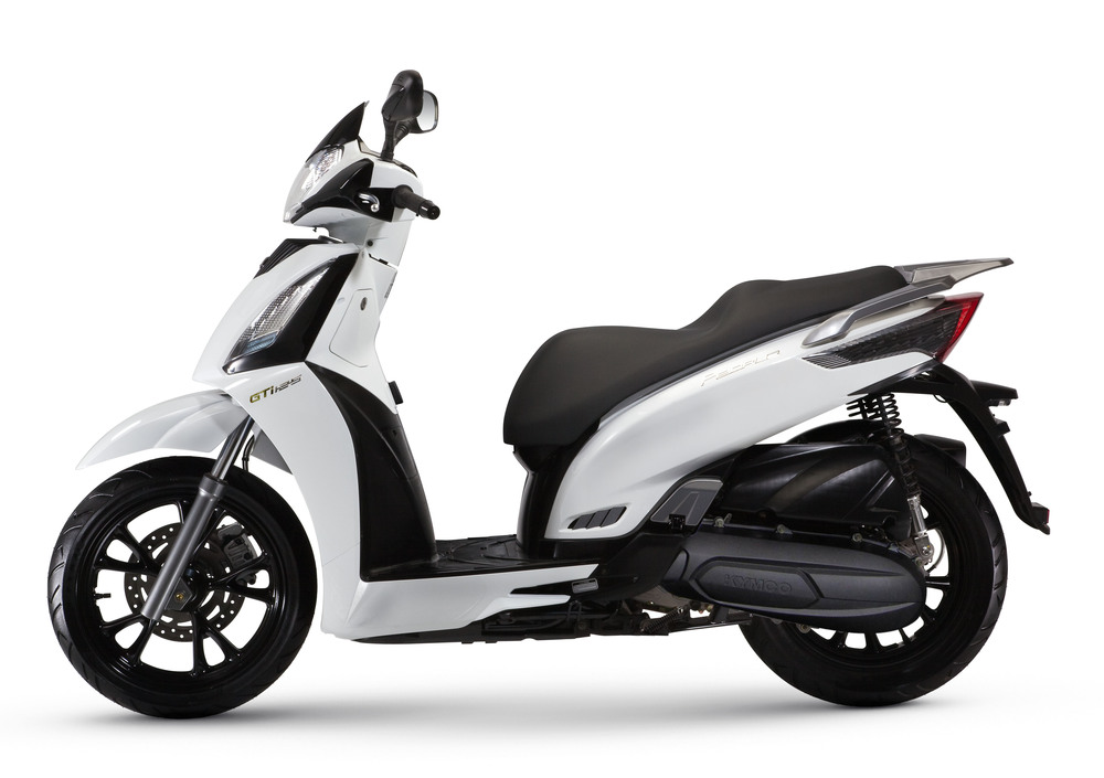 Kymco People GT 125i (2010 - 17) (2)