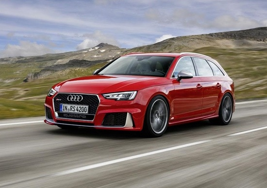 Nuova Audi RS4 Avant: ecco come la immaginiamo